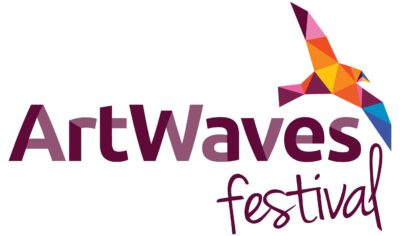 Logo - ArtWaves Festival