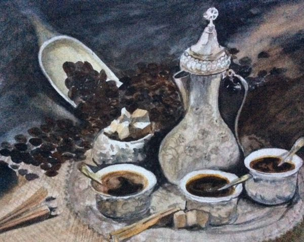 Jan Gregory - Coffee