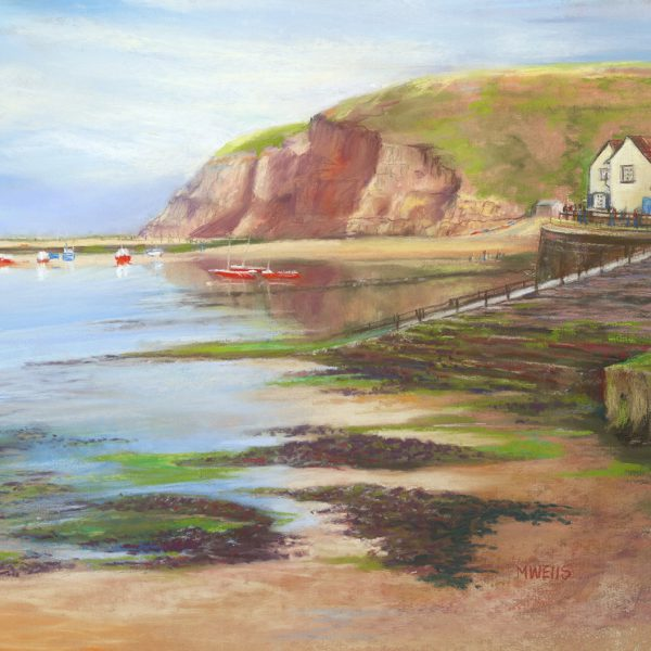 Mary Wells - Staithes