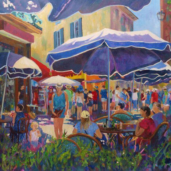 Shirley Goodsell - Nyons, Provence