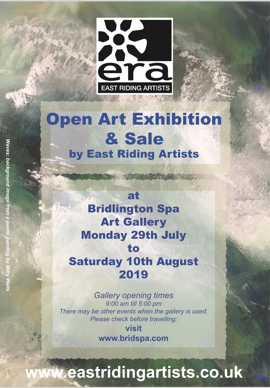 Poster - ERA Open Exhibition 2019