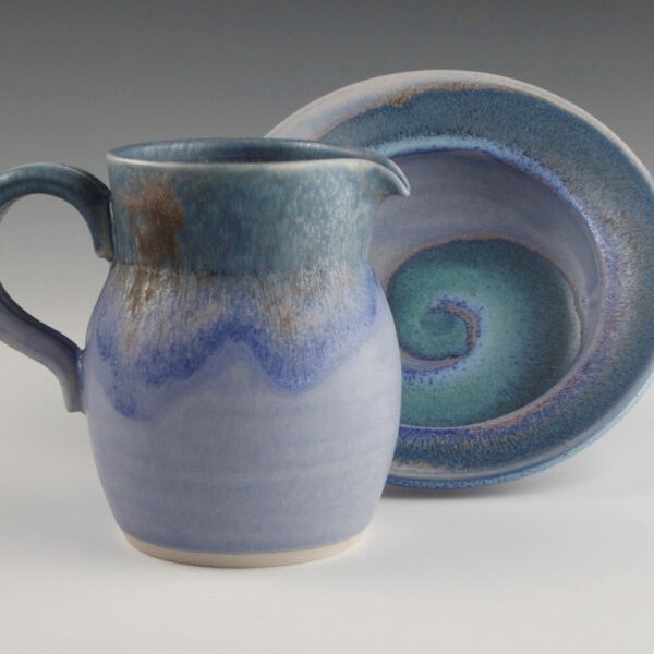 Gerry Grant - Oatmeal Blue Jug