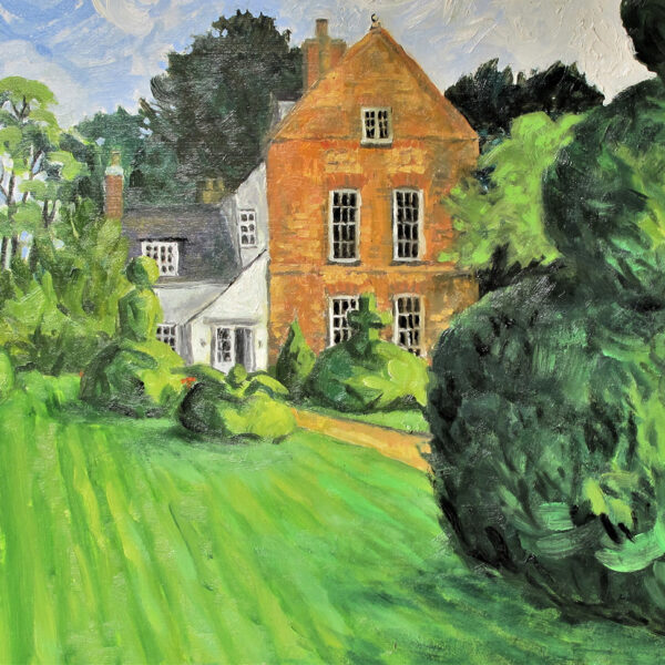 Robin Horspool - The Manor House, Hemmingford Grey