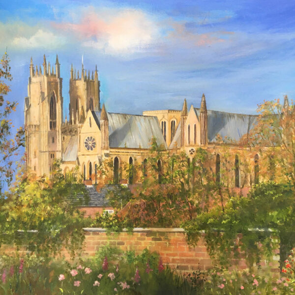 Mary Wells - Beverley Minster
